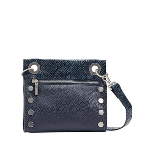 Hammitt Tony Crossbody - Small , French Navy Snake