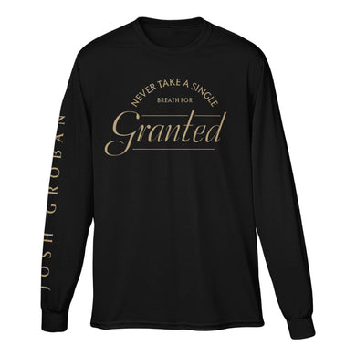 Granted Long Sleeve Tee