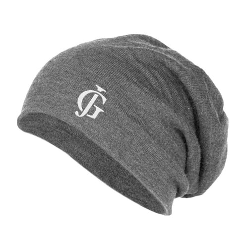 Interlocking JG Slouchy Beanie