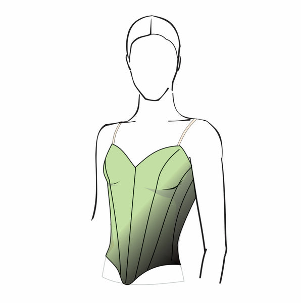 Ballet Bodice Pattern by Tutus That Dance