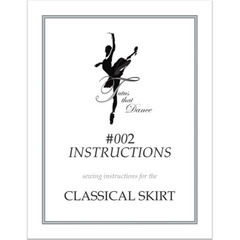 Classical Tutu Skirt Instructions by Tutus That Dance