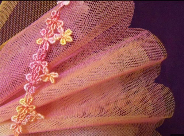 Color Dyeing Net Basics by Tutus That Dance