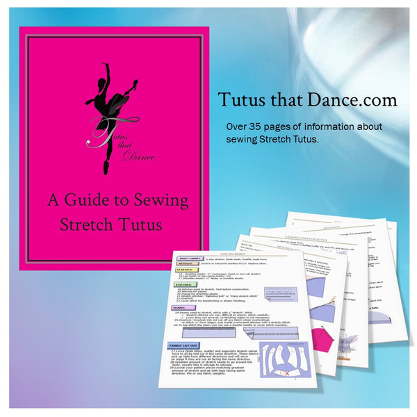 A Guide to Sewing Stretch Tutus