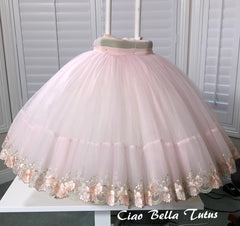 Ballet Bell Tutu Pattern by Tutus That Dance