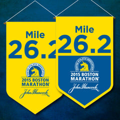 2015 Authentic Mile Markers
