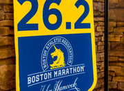 Commemorative Mile Marker Banner
