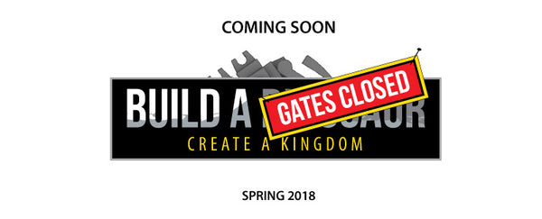 COMING SPING 2018 - Building Kits