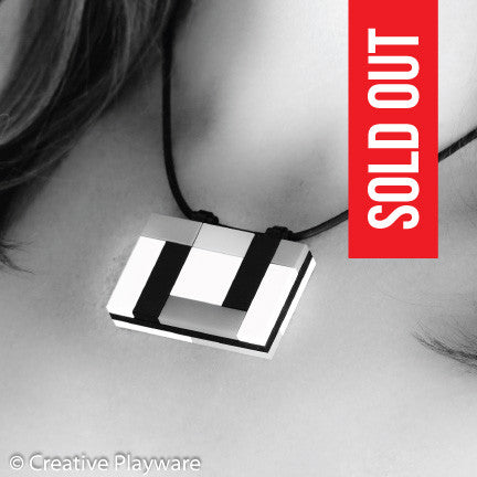 DE STIJL No. 3 necklace.