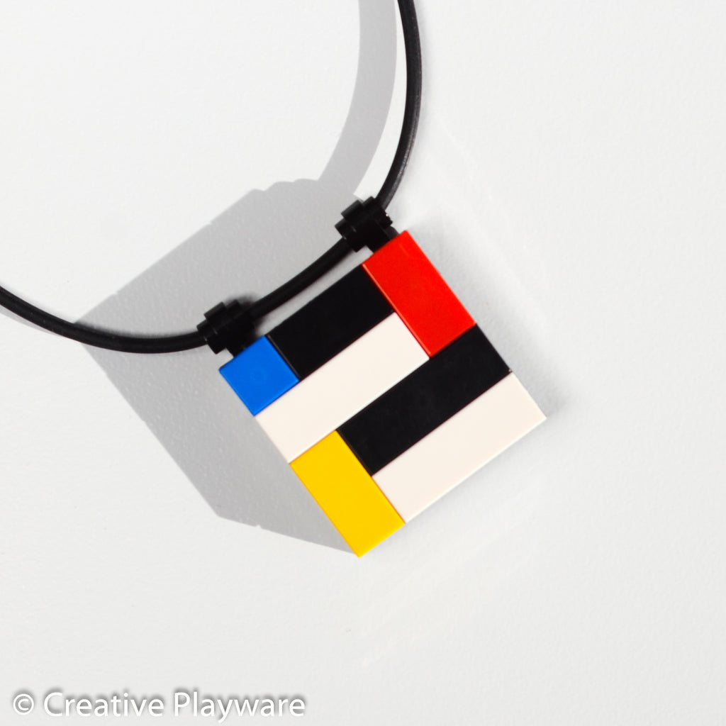 DE STIJL No. 1 necklace