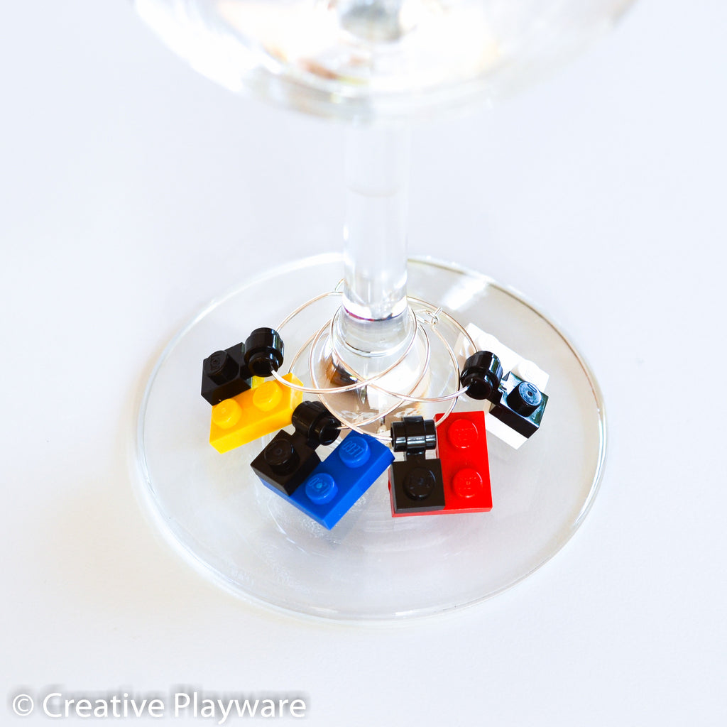 PIET wine charms
