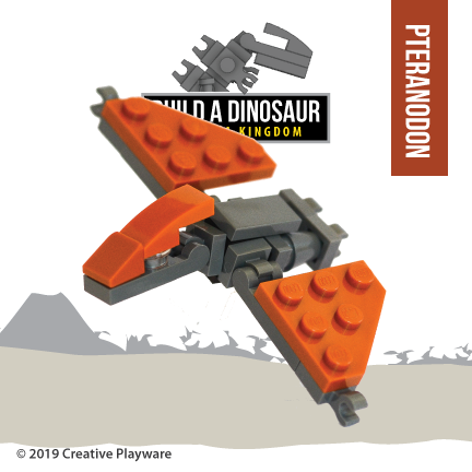 PTERANODON building kit