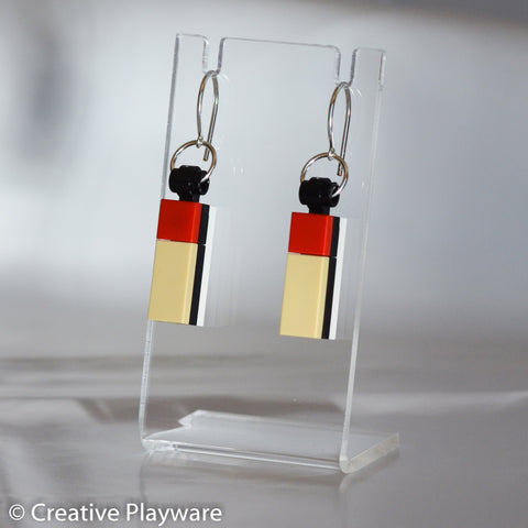 TRENCH COAT earrings