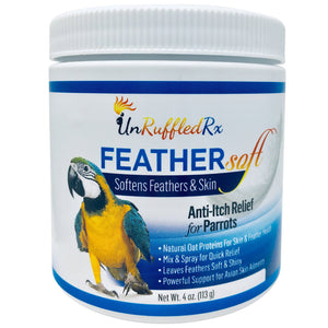 FeatherSoft Anti-itch Spray for Parrots