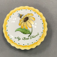 7204 box yellow daisy little bee