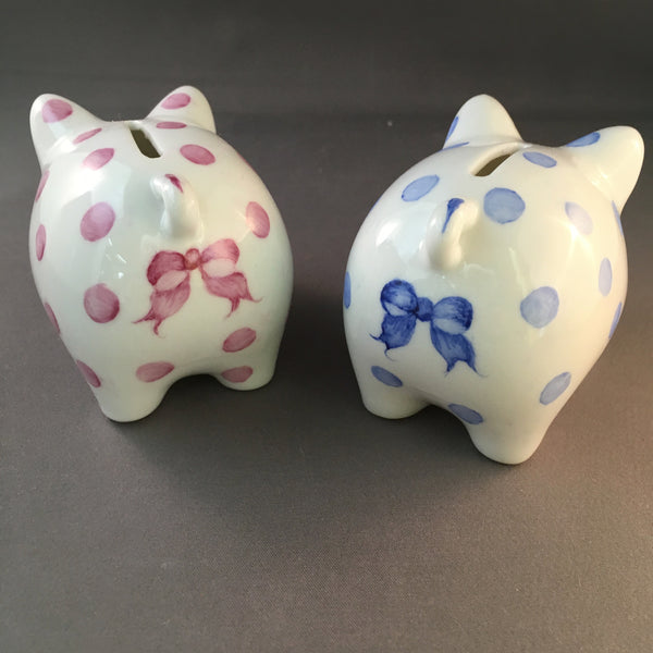 PIGGY BANKS small and large