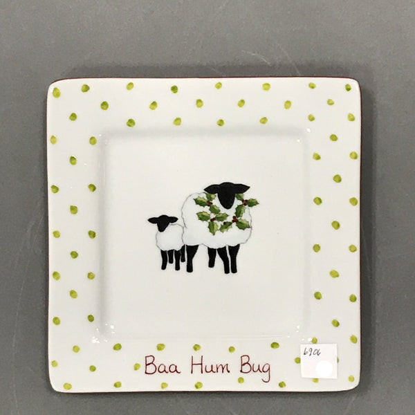6906 BAA HUM BUG  Christmas Sheep