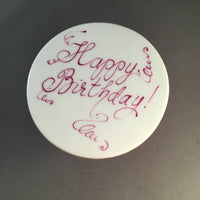 7512- CUP CAKE STAND  -  Happy Birhday