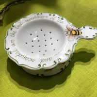 583 tea strainer bumble bee
