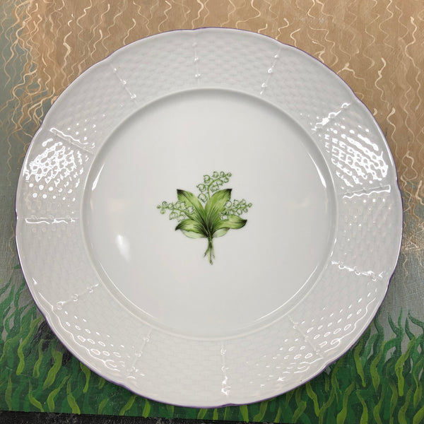 dinnerware Lily of the Valley
