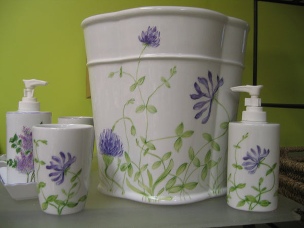thistle Bath collection