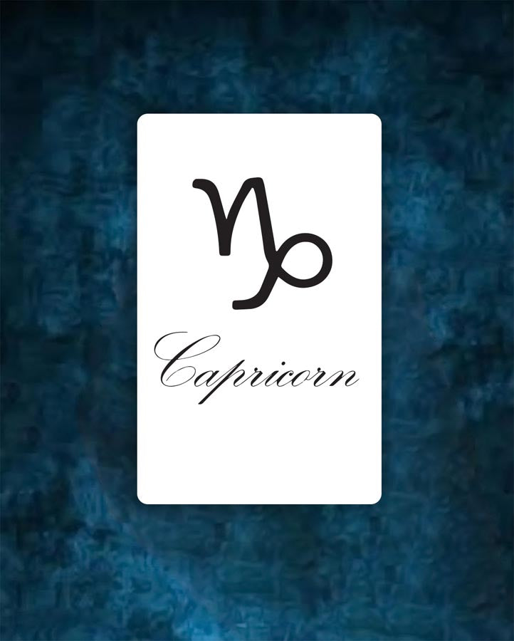 Capricorn Astrology Tattoo