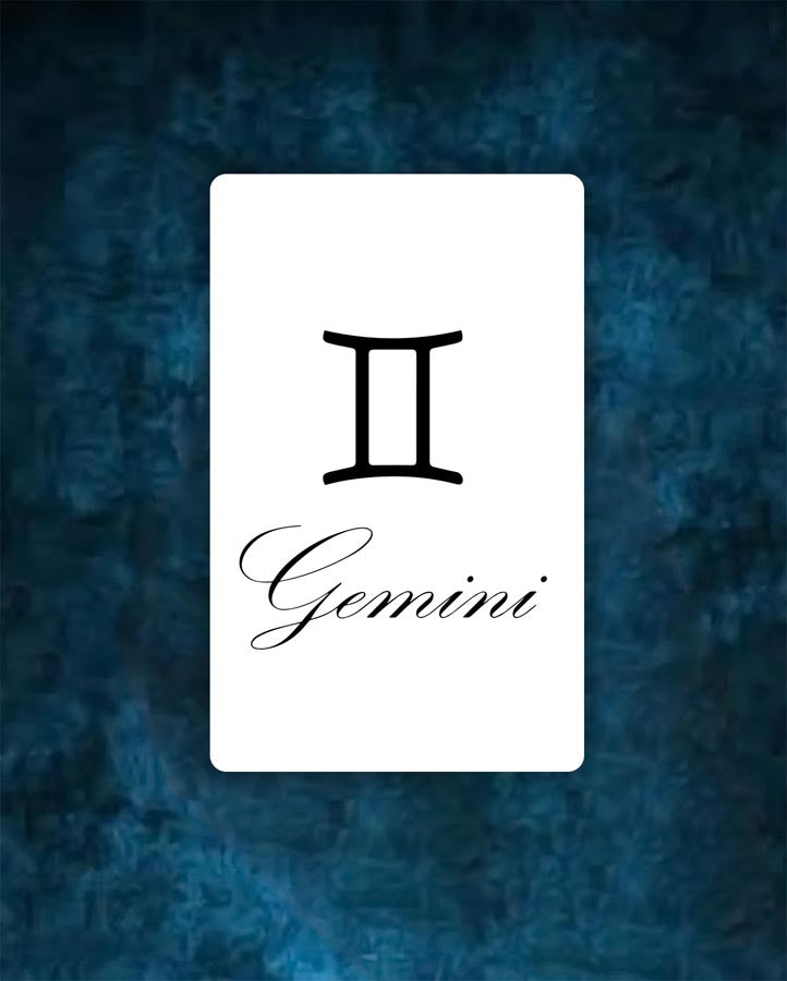 Gemini Astrology Tattoo