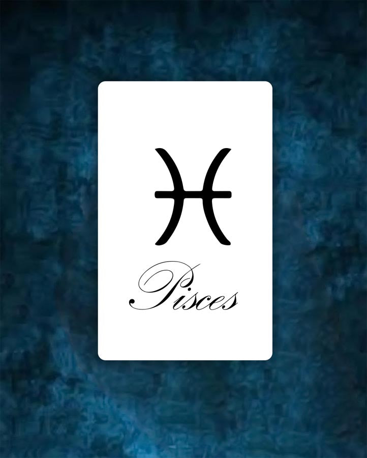 Pisces Astrology Tattoo