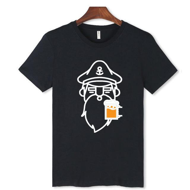 Captain Beer Tee