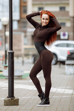 Load image into Gallery viewer, Sport Jumpsuit Arcana Brown