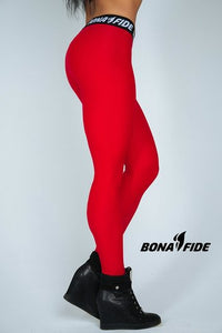 Leggings Bonafide Red