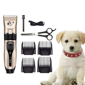 Ziggy Professional Rechargeable Electric Trimmer for Dogs