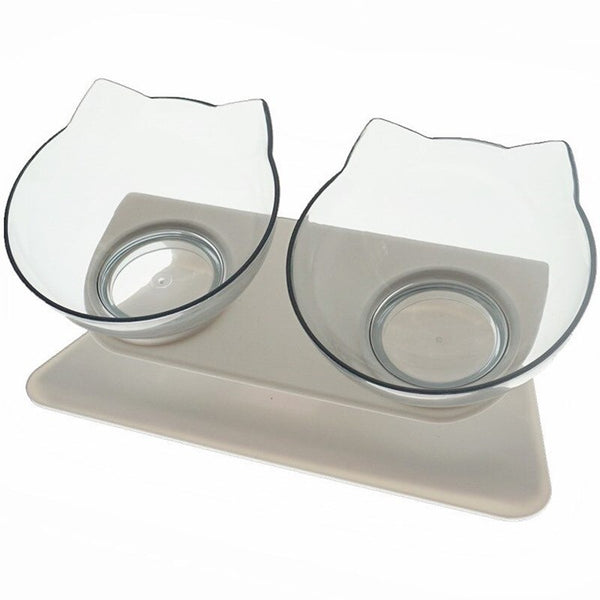 Non-Slip Double Pet Bowl