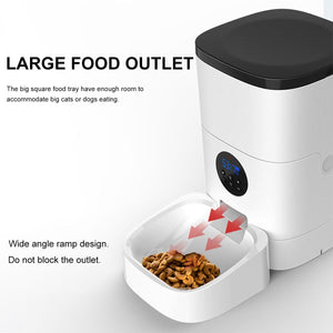 Automatic Pet Feeder Smart