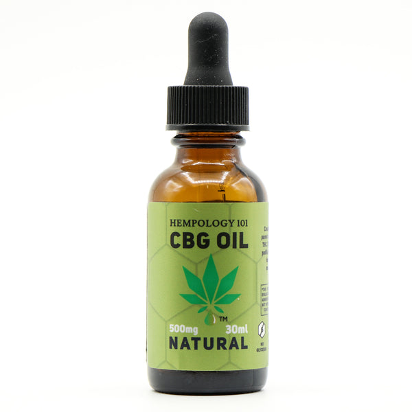 CBG Tinctures (Use Discount Code CBG15 for 15% OFF)