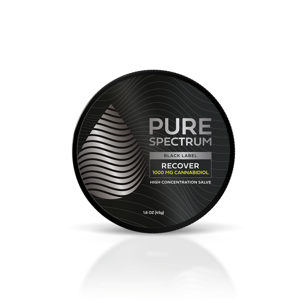 Pure Spectrum 1000mg RECOVER: HIGH CONCENTRATION SALVE