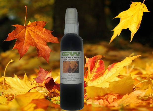 GW Pumpkin Spice Blossom Room Spray Fragrance