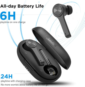 Super Deals: Wireless Earbuds, Letsfit Bluetooth 5.0 Headphones