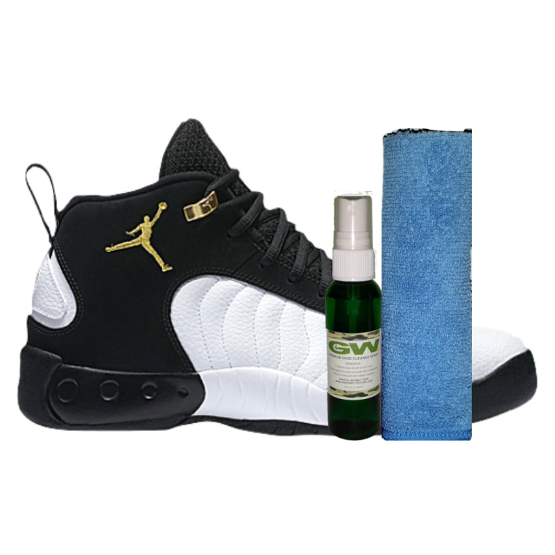 NEW Limited Edition GW Camo Shoe Cleaner Kit for NIke Shoes and Sneakers with Premium Microfiber Cloth