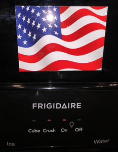 American Flying Flag Fridge and Car Magnet (Super Deals)