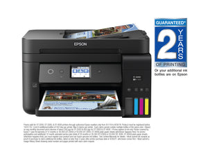 Epson WorkForce ST-4000 Color MFP Supertank Printer