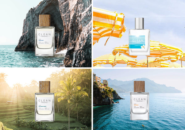 The Hottest Scents for Summer