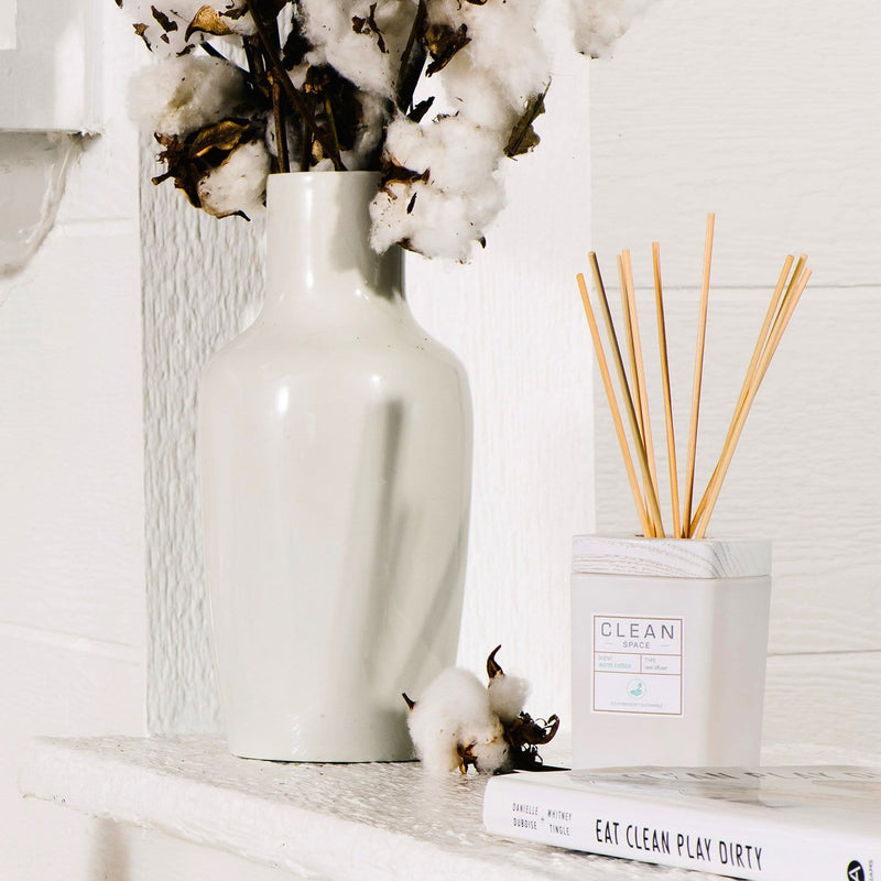 Warm Cotton Liquid Reed Diffuser