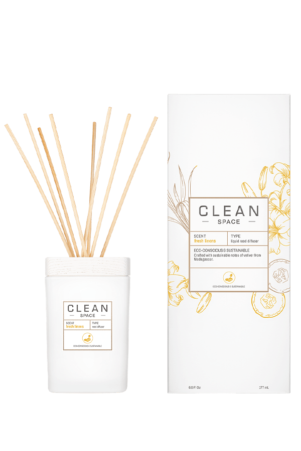Fresh Linens Liquid Reed Diffuser