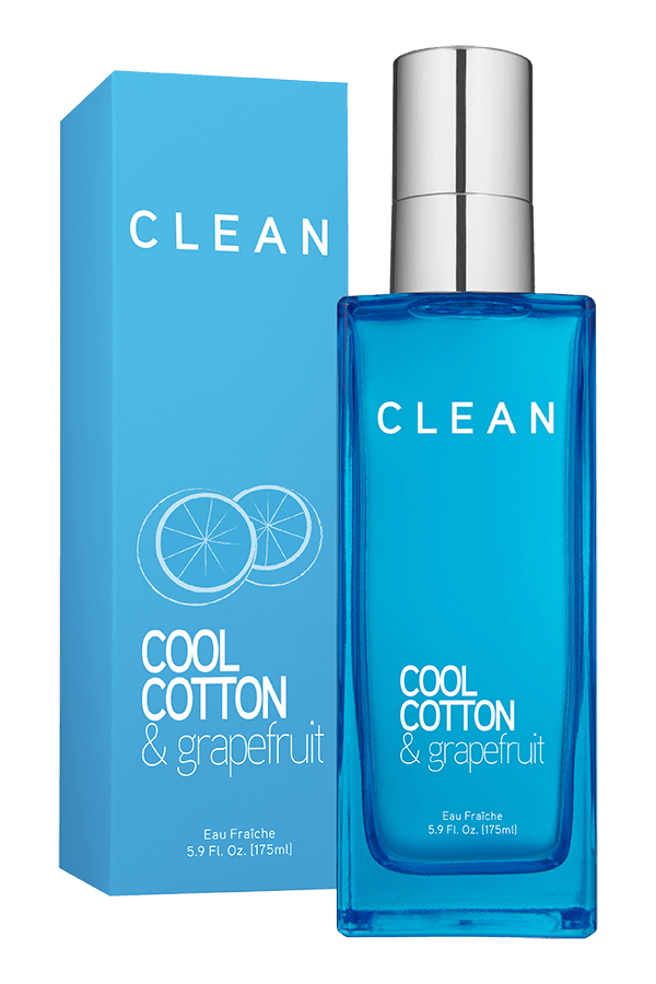 Cool Cotton & Grapefruit Eau Fraiche