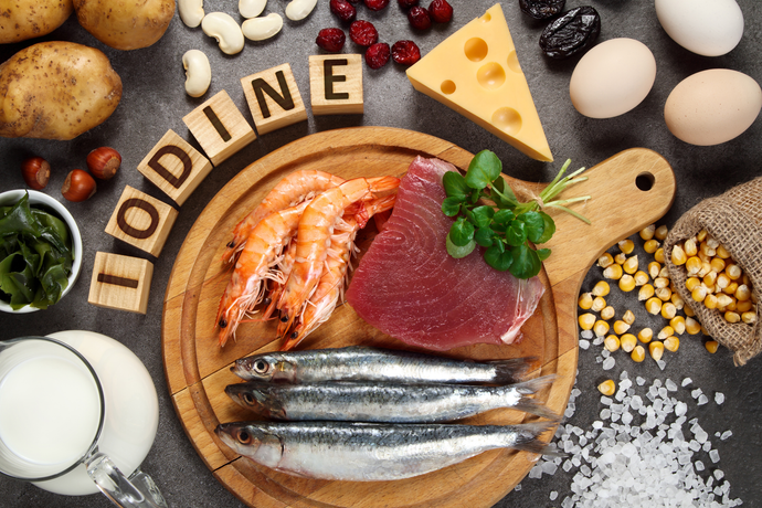 Everything You Need to Know About Nascent Iodine