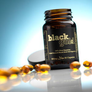 Black Gold Seed Oil