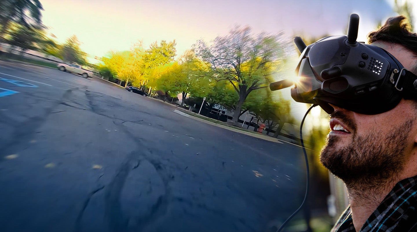 Learn About FPV Drones and How to Get Into FPV