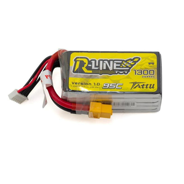 R-Line Version 1.0 5s 1300mah 95C Battery