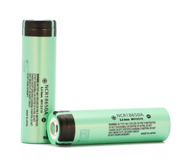 Panasonic NCR18650A 3100mAh 6.2A - 18650 Battery