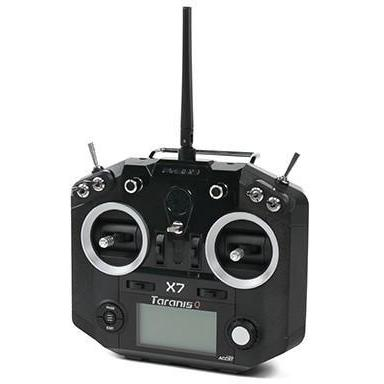 FRSKY Taranis QX7 Transmitter - White and Black - RaceDayQuads